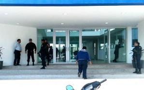 ELEMENTO DE LAS FSPE ACCIDENTALMENTE SE LESIONA CON SU PROPIA…