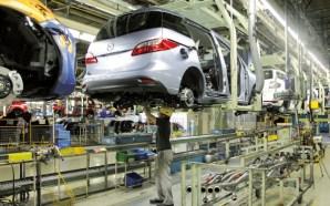 Creció 8.9% producción de automóviles en 2017