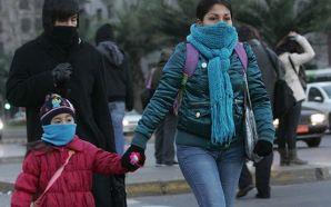 Alertan por nuevo frente frío y heladas para este martes…