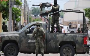 XII REGIÓN MILITAR MUESTRA RESULTADOS CON DECOMISO DE ARMAS, DROGAS…