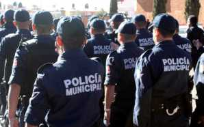 SE RESISTE MUNICIPIO A INCREMENTAR SALARIO DE POLICÍAS
