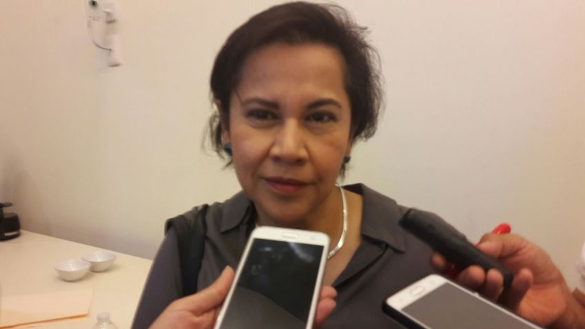 Esther Angélica Medina Rivero Directora Gral de INAEBA