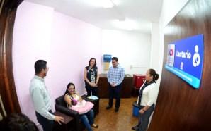 DIF Estatal Inaugura el Primer Lactario para Madres Trabajadoras.