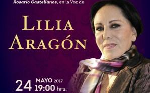 • Llega Lilia Aragón con su Lectura en voz alta…