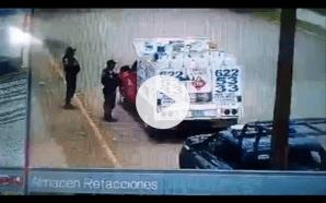 CAPTAN EN PRESUNTO ACTO DE CORRUPCIÓN A POLICÍAS DE IRAPUATO