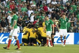ELIMINA JAMAICA 1-0 A MÉXICO EN LA COPA ORO