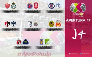 Más damas jugarán en estadios de equipos varoniles/Jornada 4 completa