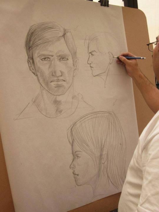 EL CEARG ofrece taller de dibujo anatmico  El Salmantinomx