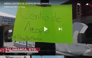 ABREN CENTROS DE ACOPIO EN SALAMANCA