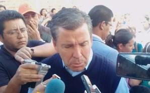ASEGURA GOBERNADOR QUE NO HABRÁ INCREMENTO EN IMPUESTOS