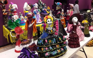 El IEC invita a la exhibición de Alfeñique y Catrinas…