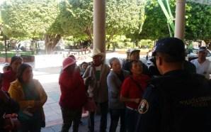 HASTA LA ENTRADA A PRESIDENCIA, LE NIEGA MUNICIPIO A CIUDADANOS…