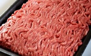 El riesgo de comprar carne molida en los supermercados