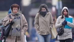 Llega frente frío número 6 y comienzan a bajar temperaturas…