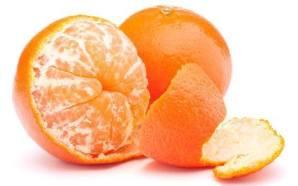 Usos de la cáscara de mandarina para tu salud
