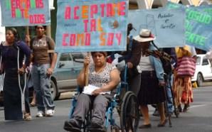 Aprueban cárcel para quien discrimine por religión o discapacidad