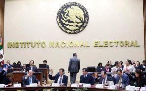 INE prohíbe regalos ante nuevas medidas anticorrupción