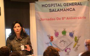 CUMPLE HOSPITAL SALAMANCA 8 AÑOS DE SERVICIO A LA POBLACIÓN.