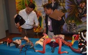 El IEC reconoce a creadores de máscaras de pastorela y…