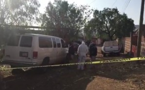 Ejecutan a Polícia en Valle de Santiago