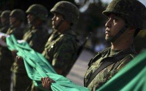 Cumple 105 años el Ejército, la institución más aceptada