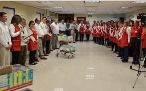 HOSPITAL DE PEMEX SALAMANCA SEDE DE INAUGURACIÓN NACIONAL DE LUDOTECAS