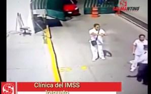Hombres agreden a punta de pistola a guardia de seguridad…