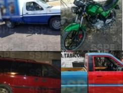 Localizan abandonados, en hechos distintos, en Salamanca cuatro vehículos de…