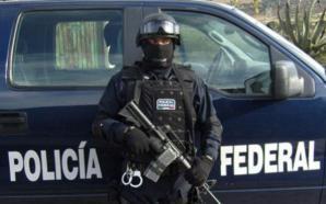 ROBAN ARMAS A POLICÍAS FEDERALES EN CELAYA