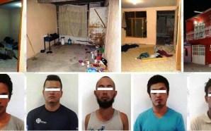 Rescatan en Salamanca a Hondureños que habían sido privados de…