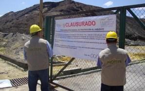PERSISTE CLAUSURA IMPUESTA A LA EMPRESA QUÍMICA CENTRAL DE MÉXICO,…