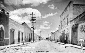Calle Vicente Guerrero.