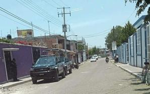 ELEMENTOS DE POLICÍA DAN MAL EJEMPLO TRANSITANDO EN SENTIDO CONTRARIO…