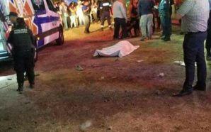 Muere mujer al salir proyectada de juego mecánico en la…