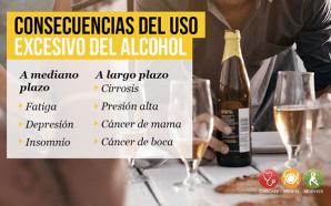 ALCOHOLISMO INICIA A EDADES TEMPRANAS; PONE EN RIESGO DE MUERTE