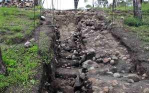 Descubren pirámide del año 1200 A.C en cerro de Puebla
