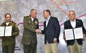 Construirá la SEDENA Eje Metropolitano del Rincón/Obra beneficirá a Gobernador…