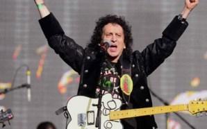 Luego de 50 años sigue gritando 'Que viva el rock…