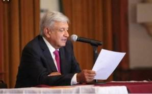 Corrupción y fraude electoral serán delitos graves: AMLO