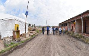 REANUDAN LIMPIEZA DE RESIDUOS TOXICOS EN PREDIO DE LA EMPRESA…