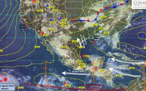 Pronostican lluvias aisladas en Guanajuato
