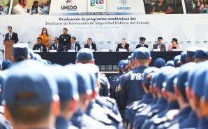 Se integran 140 nuevos elementos policiales a las Fuerzas de…