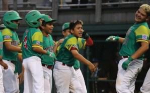 Dramática victoria de México en el mundial de Ligas Pequeñas