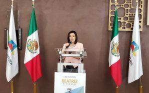Rinde Beatriz Hernández 3er informe de actividades legislativas