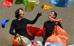 """Obra """"Plástico"""" busca crear conciencia sobre el problema de la…"""