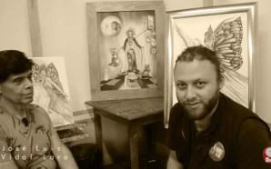 Crónicas del Arte presenta a José Luis Vidal Lara