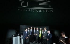 Presenta Grupo Pachuca el proyecto del nuevo Estadio León.