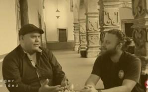 Crónicas del Arte presenta a Edgar Valdez