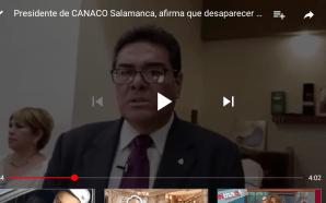 """CANACO SALAMANCA: """"Quitar refinería NO es la solución para la…"""