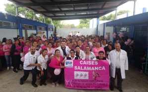 CON ACTIVACION FISICA, CAISES SALAMANCA PROMUEVE DETECCION OPORTUNA EN EL…